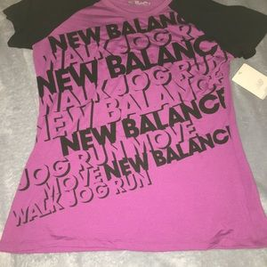 New Balance Other - NWT New Balance shirt & workout capris outfit